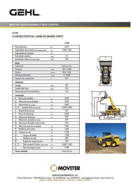 Catálogo V270