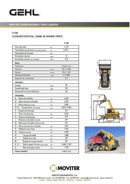 Catálogo V330