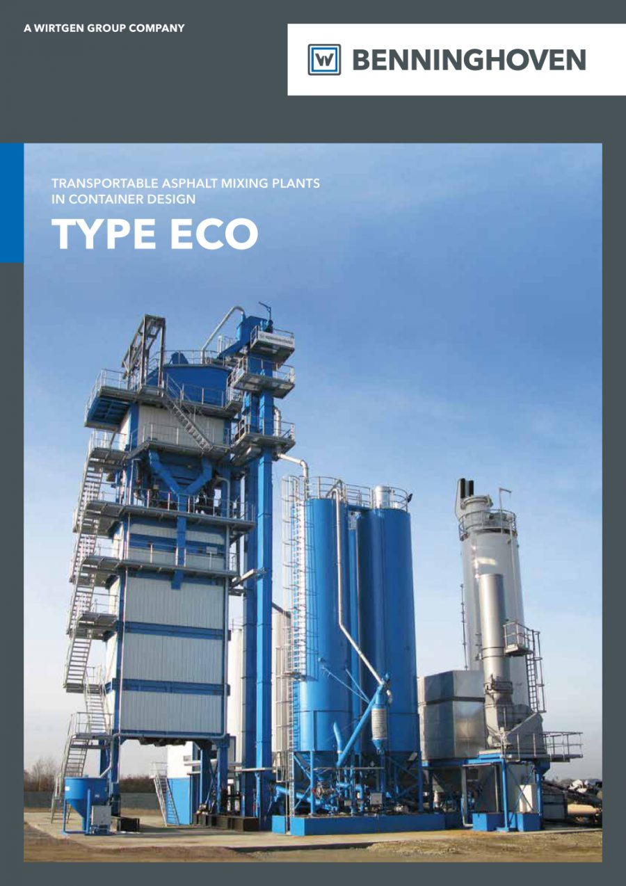 Centrais ECO - Catálogo