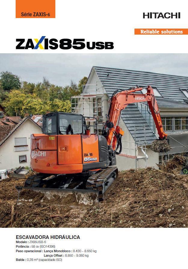 Catálogo ZX85USB-6