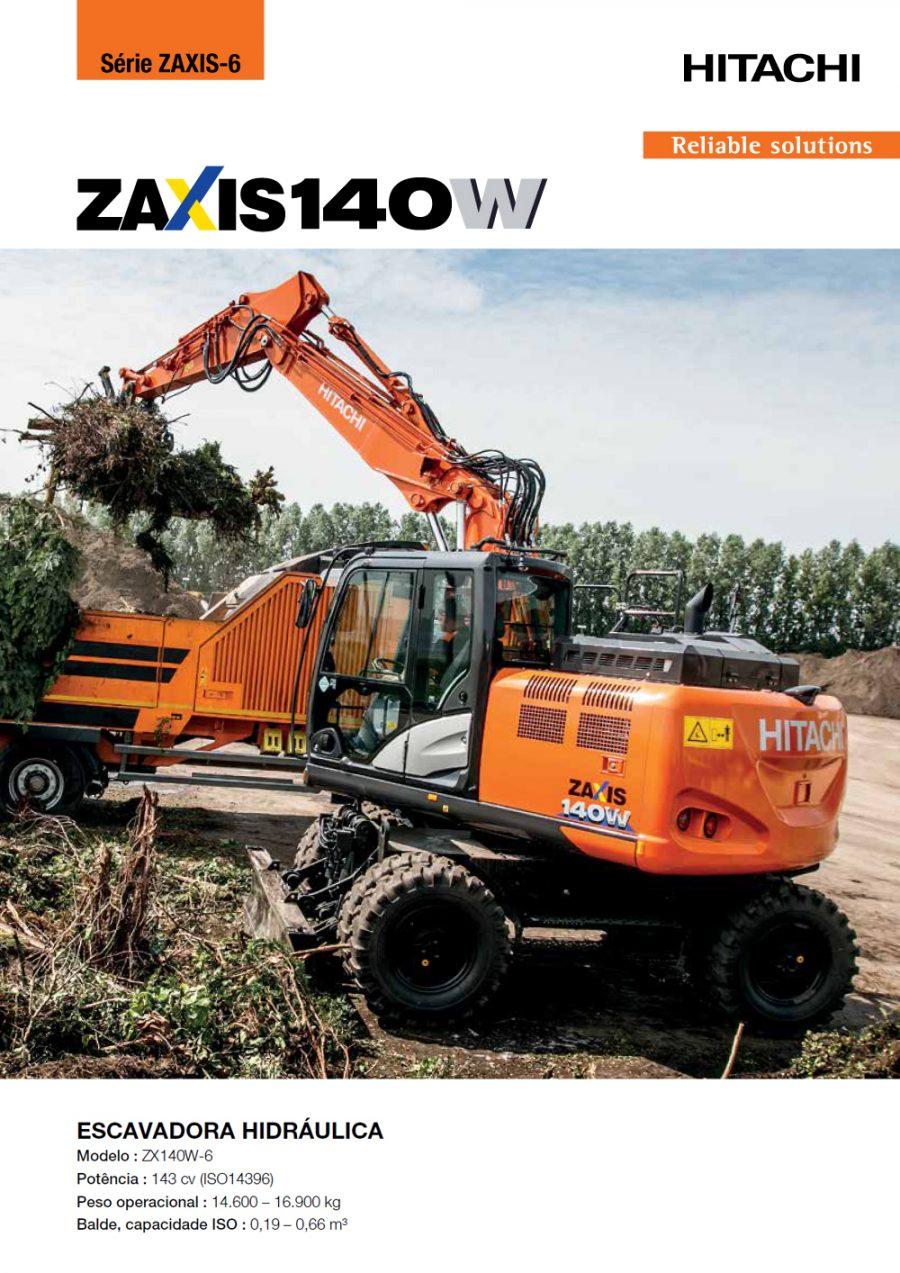 Catálogo ZX140W-6