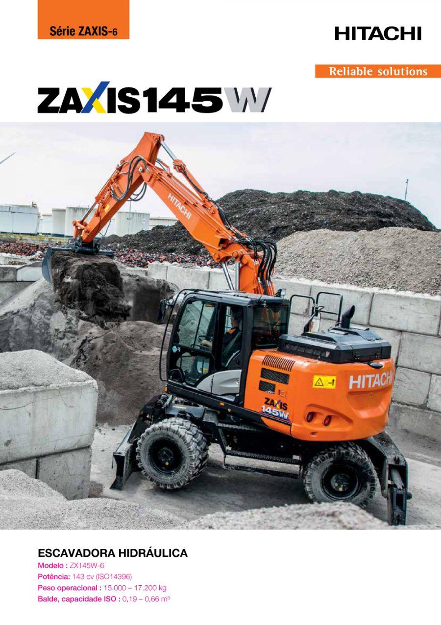 Catálogo ZX145W-6