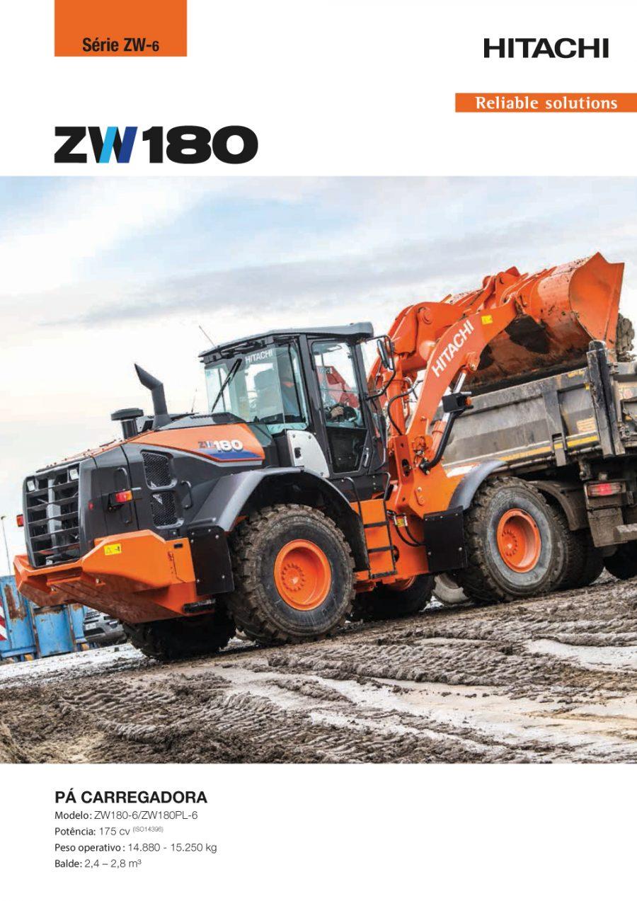 Catálogo ZW180-6