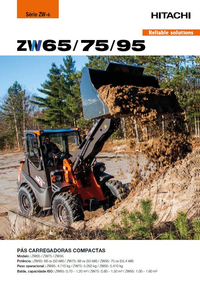 Catálogo ZW65-6 - ZW75-6 - ZW95-6