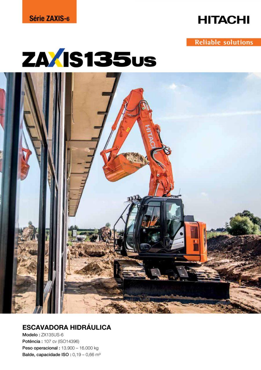 Catálogo ZX135U-5
