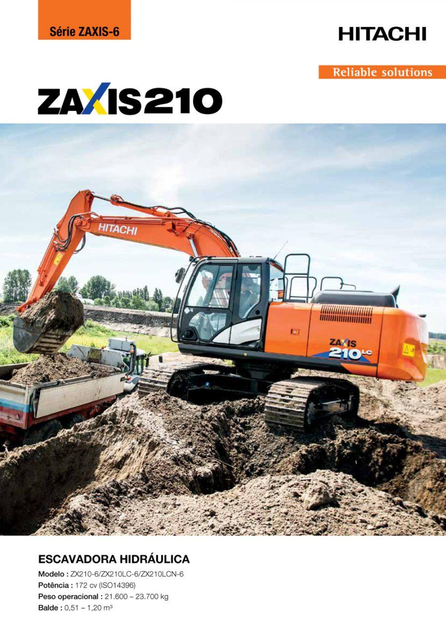 Catálogo ZX210-6