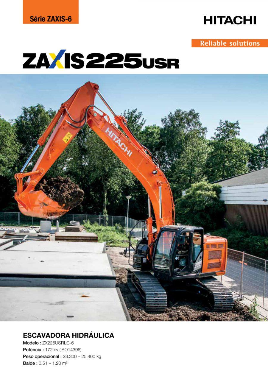 Catálogo ZX225USRLC-6