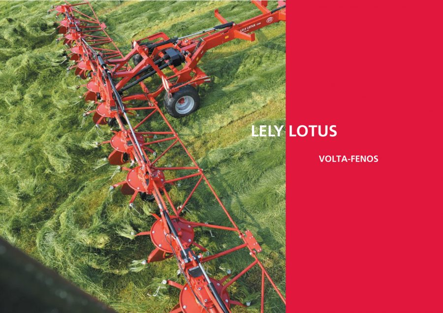 Catálogo Lely Lotus