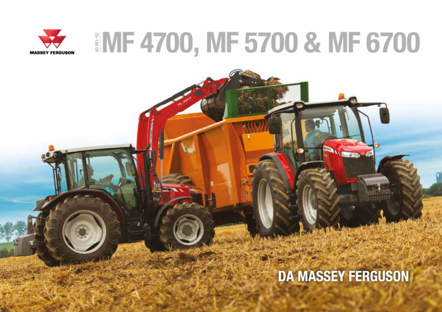 MF 4700 Global / MF 5700 Global / MF 6700 Global - Catalogo