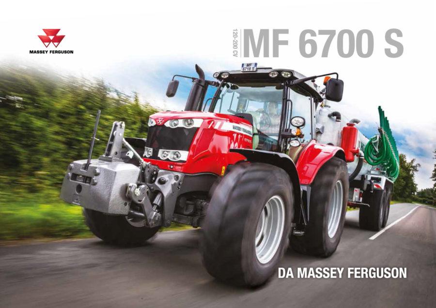 MF 6700 S - catalogo