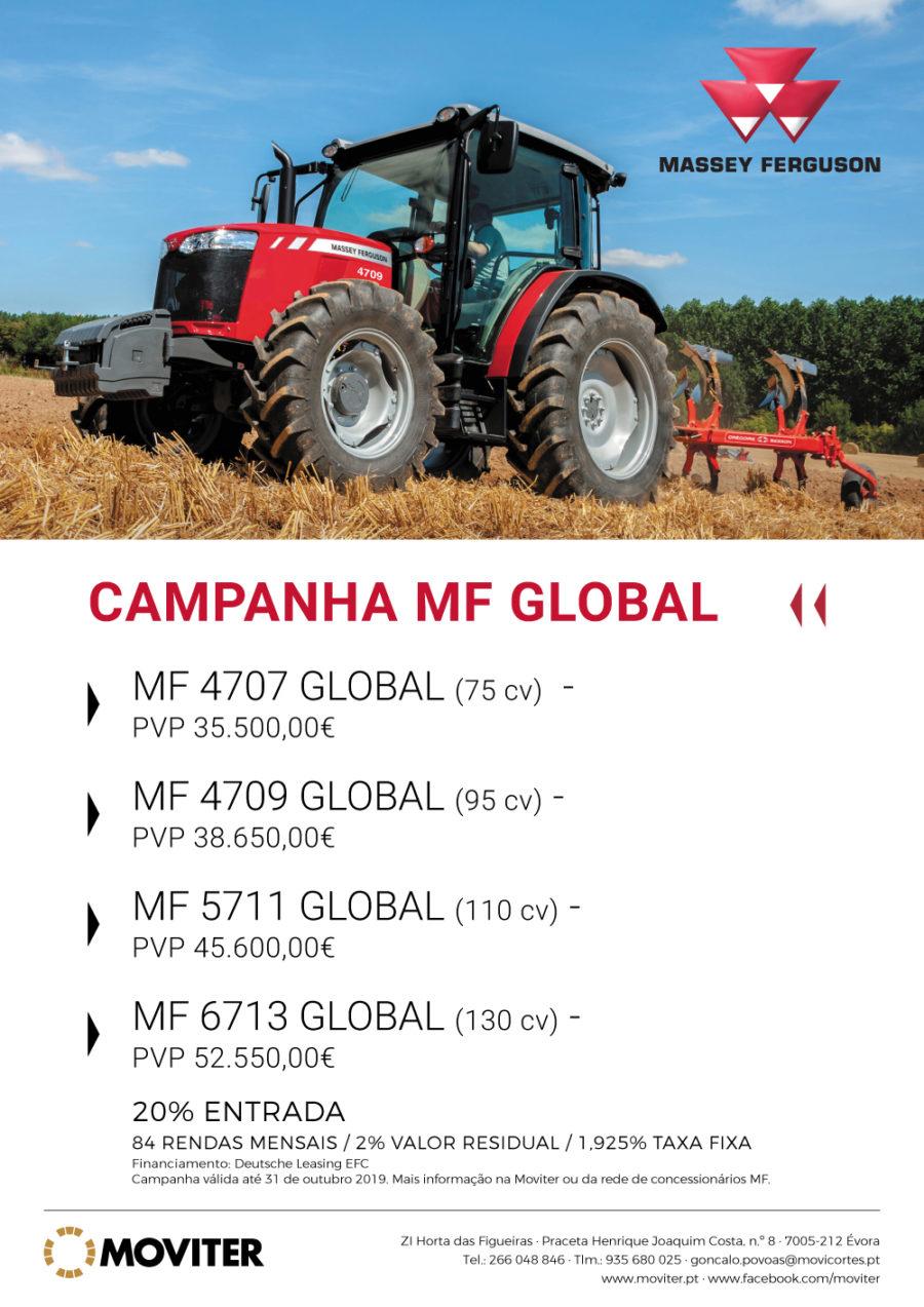 Campanha MF Global 2019