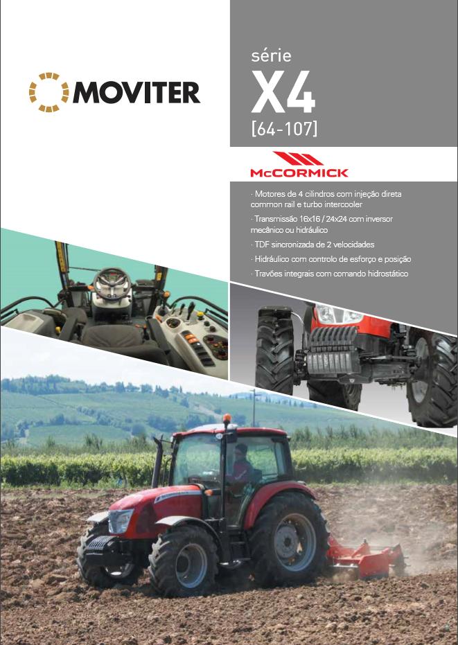 Catálogo McCormick X4