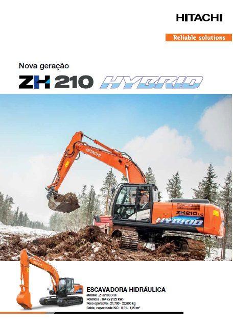 Catálogo ZH210-5 Hybrid