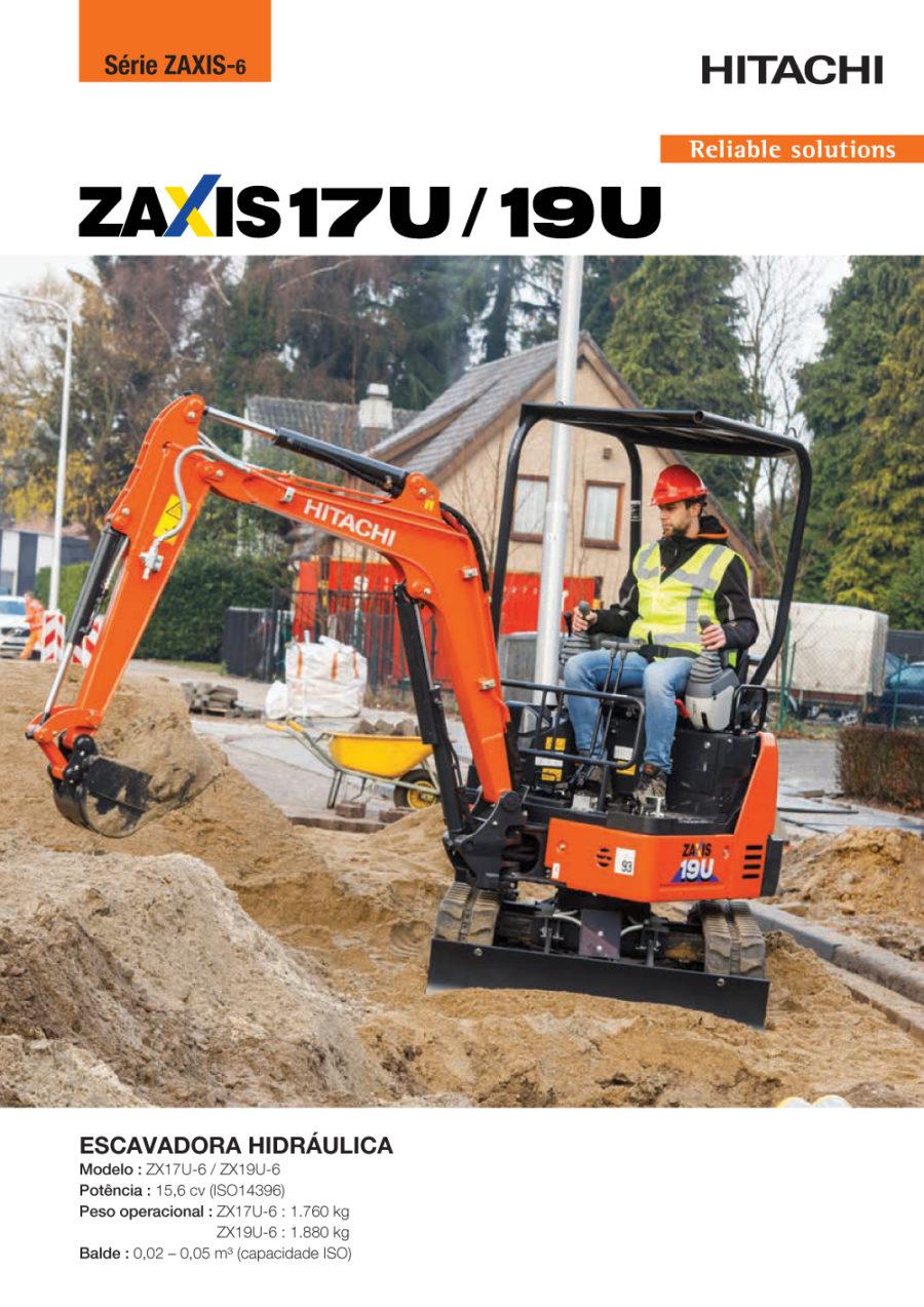 Catálogo ZX17U-6