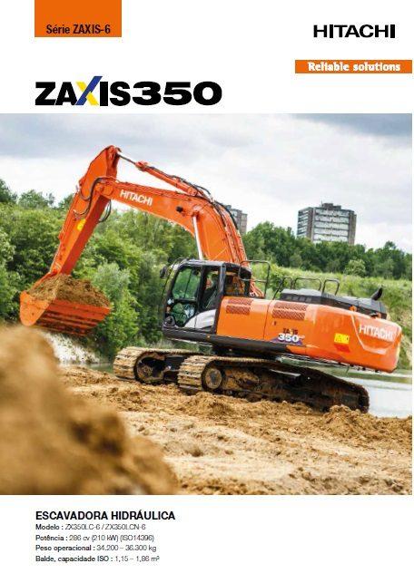 Catálogo ZX350-6