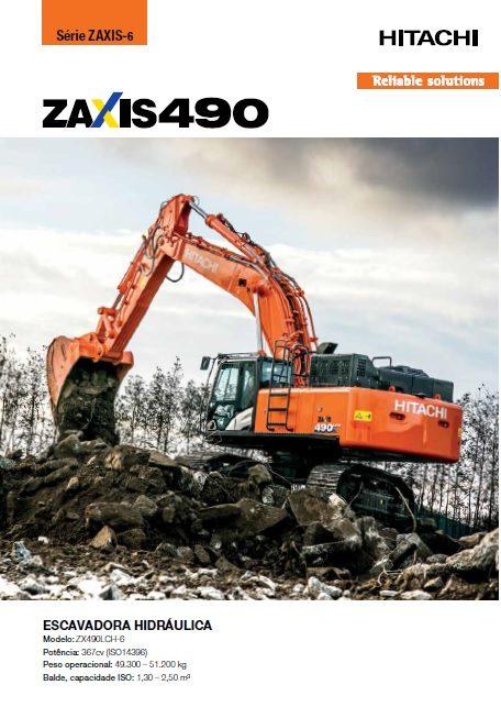 Catálogo ZX490-6