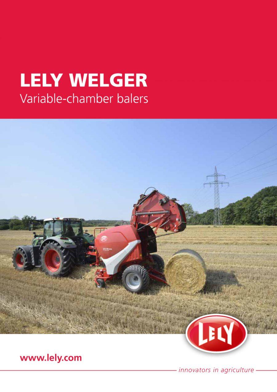 Lely Welger_Câmara Variável - Catálogo