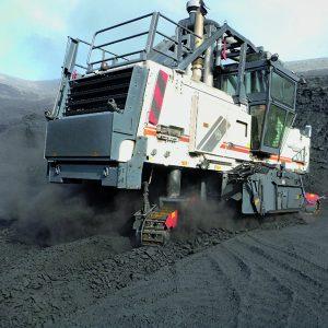 Mineradoras de superfície