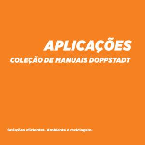 Aplicações - Manuais Doppstadt