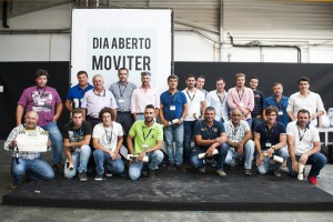 DIA ABERTO MOVITER 177 Operadores